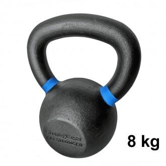Kettlebell 8 kg - Strong Gear