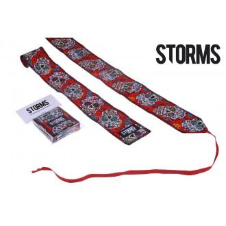 Pevný wrap Red Skull Storms
