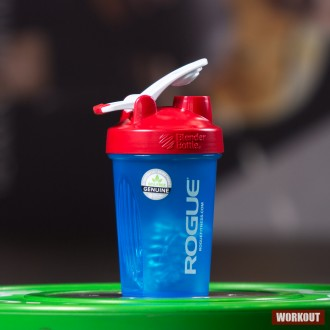 Shaker Rogue Blenderbottle Classic 0.6l - blue
