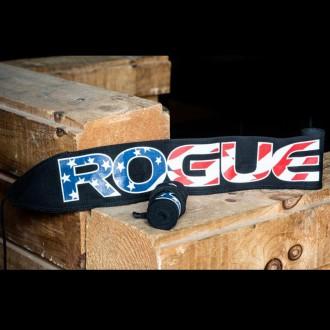 Bavlněný zpevňovač zápěstí Rogue - vlajka