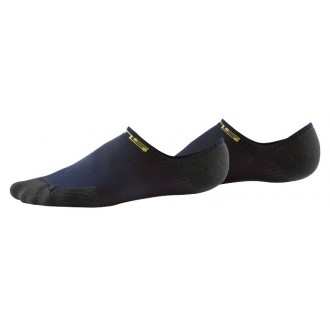Ponožky Skins Performance Sneaker Black - 3 páry