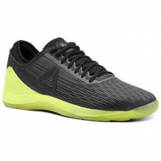 Pánské boty Reebok CrossFit Nano 8 Flexweave šedo/zelen0