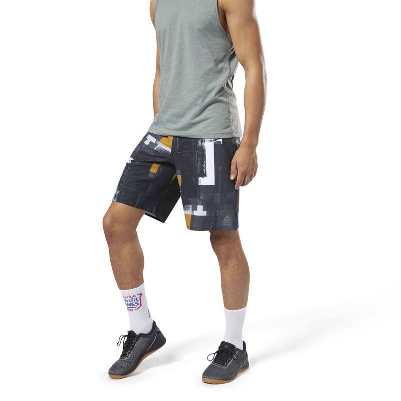 Pánské šortky Reebok Crossfit EPIC Cordlock Short -D - CY4955