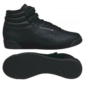 Dámské černé boty na aerobik F/S HI 2240 Classic