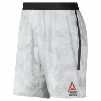 Pánské šortky Reebok CrossFit Games 2018 Speed Short Stone G - DN6177
