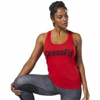 Dámský top CrossFit GRAPHIC TANK F.E.F - DP1226