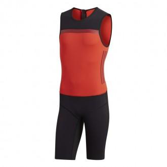 Pánský trikot Crazy Power suit men red / black