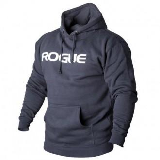 Pánská mikina Rogue Basic Hoodie - tmavě modrá