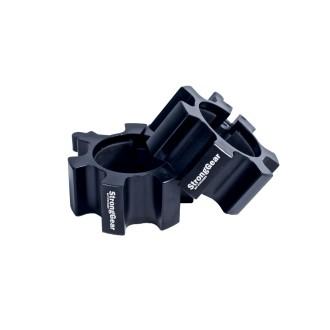 Hliníkové rychlouzávěry / spony černé