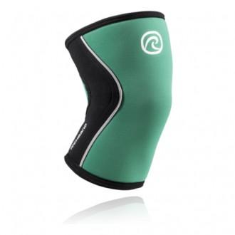 Bandáž kolene 5 mm - green/black
