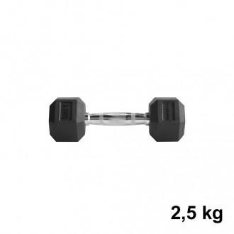 Jednoručka Hexhead Dumbbell Thornfit - 2,5 kg