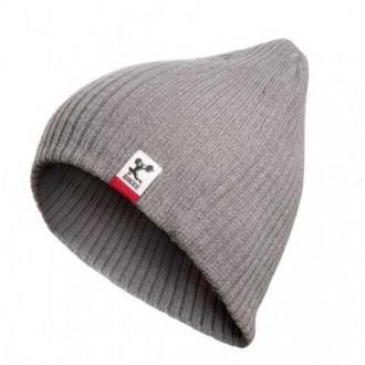 Čepice Rogue minimalist Beanie gray