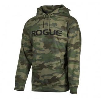 Pánská mikina Rogue Basic Hoodie - camo