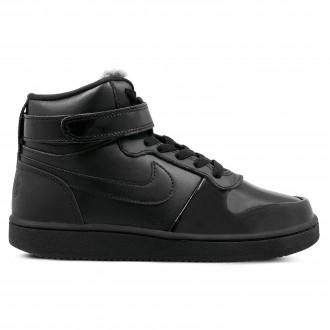Dámské boty Nike EBERNON MID PREMIUM černé