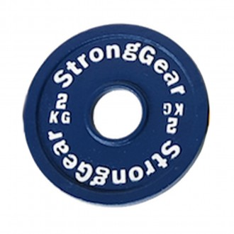 Ocelový frakční kotouček StrongGear - 2 Kg
