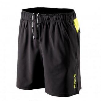 Pánské šortky Rogue Black Ops Shorts - Black Yellow