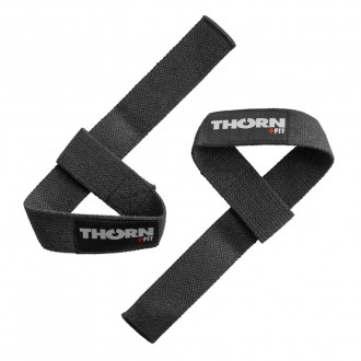 Trhačky Thornfit Cotton - black