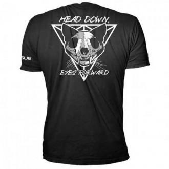 Pánské tričko Rogue Mattie Rogers Shirt black