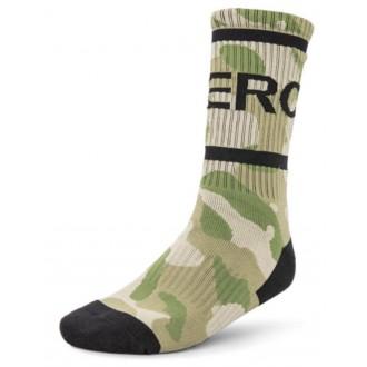 Ponožky Rogue - zelené camo