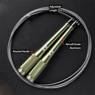 Rychlostní švihadlo Bridges SR-2 Rogue Speed Rope 3.0