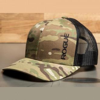 Kšiltovka Rogue Multicam Snapback Hat