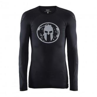 Pánské kompresní tričko CRAFT SPARTAN LS