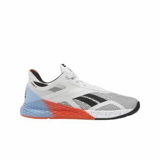 Dámské boty Reebok CrossFit Nano X - white/blue/red - EF7533