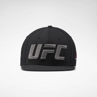 Kšiltovka UFC FLAT PEAK CAP (FN) - EI0806