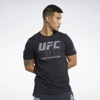 Pánské tričko UFC FG LOGO TEE - FK2343