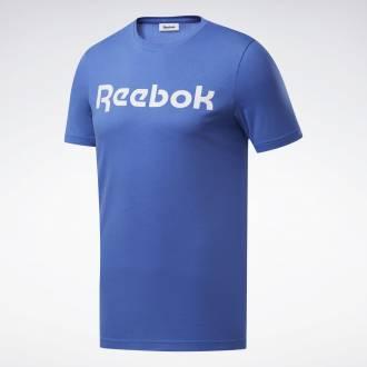 Pánské tričko GS Reebok Linear Read Tee - FP9154