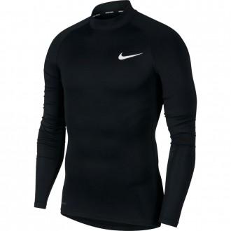Pánské tričko Nike Pro černé