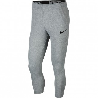 Pánské legíny Nike Dri-FIT - šedivé