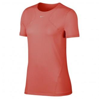 Dámské tričko W NP 365 TOP SS ESSENTIAL - red
