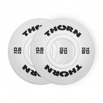 Frakční kotouče ThornFit - 0,5 Kg - 2 ks