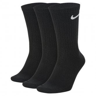 Tréninkové ponožky Nike Everyday Lightweight 3 páry černé