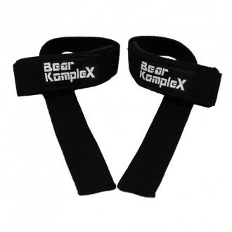 Bear KompleX trhačky (Pár) -černé