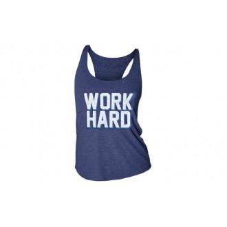 Dámský top Rogue Work Hard tílko - modré