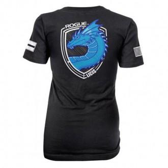 Dámské tričko Martins Licis - černé