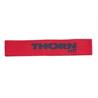 Krátká textilní odporová guma - střední odpor 18 kg