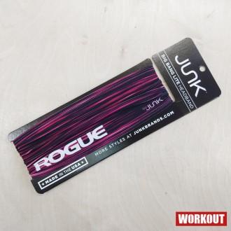 Čelenka Rogue JUNK Big Bang Lite Headbands - Pink Streak