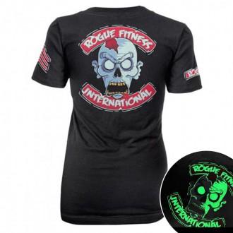 Dámské tričko Rogue Halloween International