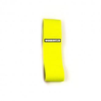 Textilní odporová guma - žlutá