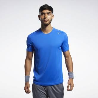 Pánské tričko Workout COMM SS TECH TEE - FP9095
