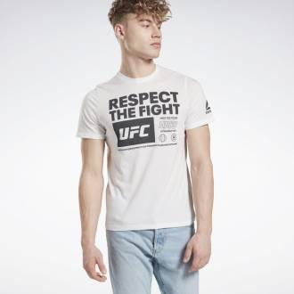 Pánské tričko UFC FG TEXT TEE - FU1292