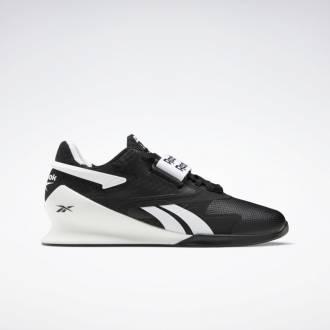 Pánské boty Legacy Lifter II - černá/bílá - FU9459