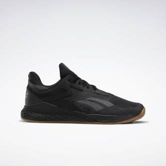Pánské boty Reebok Nano X - Černá - FV6672