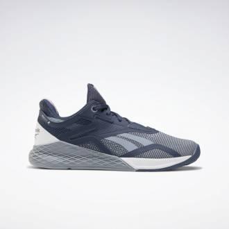 Dámské boty Reebok CrossFit Nano X - Šedivá - FV6767