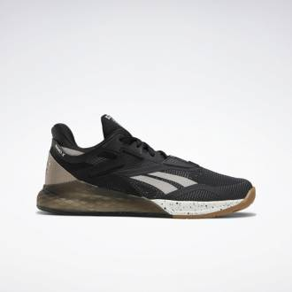 Dámské boty Reebok Nano X - Černá/Moondust Met./Křídová - FW8209