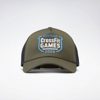Kšiltovka Reebok CrossFit Games 2020 CFG TRUCKER CAP - GI0027