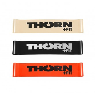 Set latexových odporových gum Thronfit - Light + Medium + Heavy